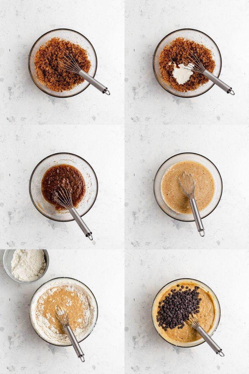 Muffins Steps