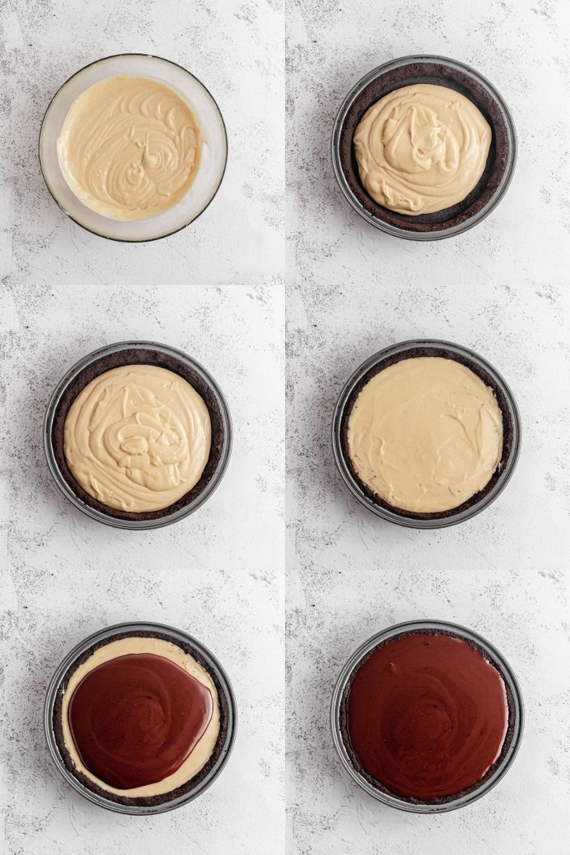 No Bake Pie Recipe Steps