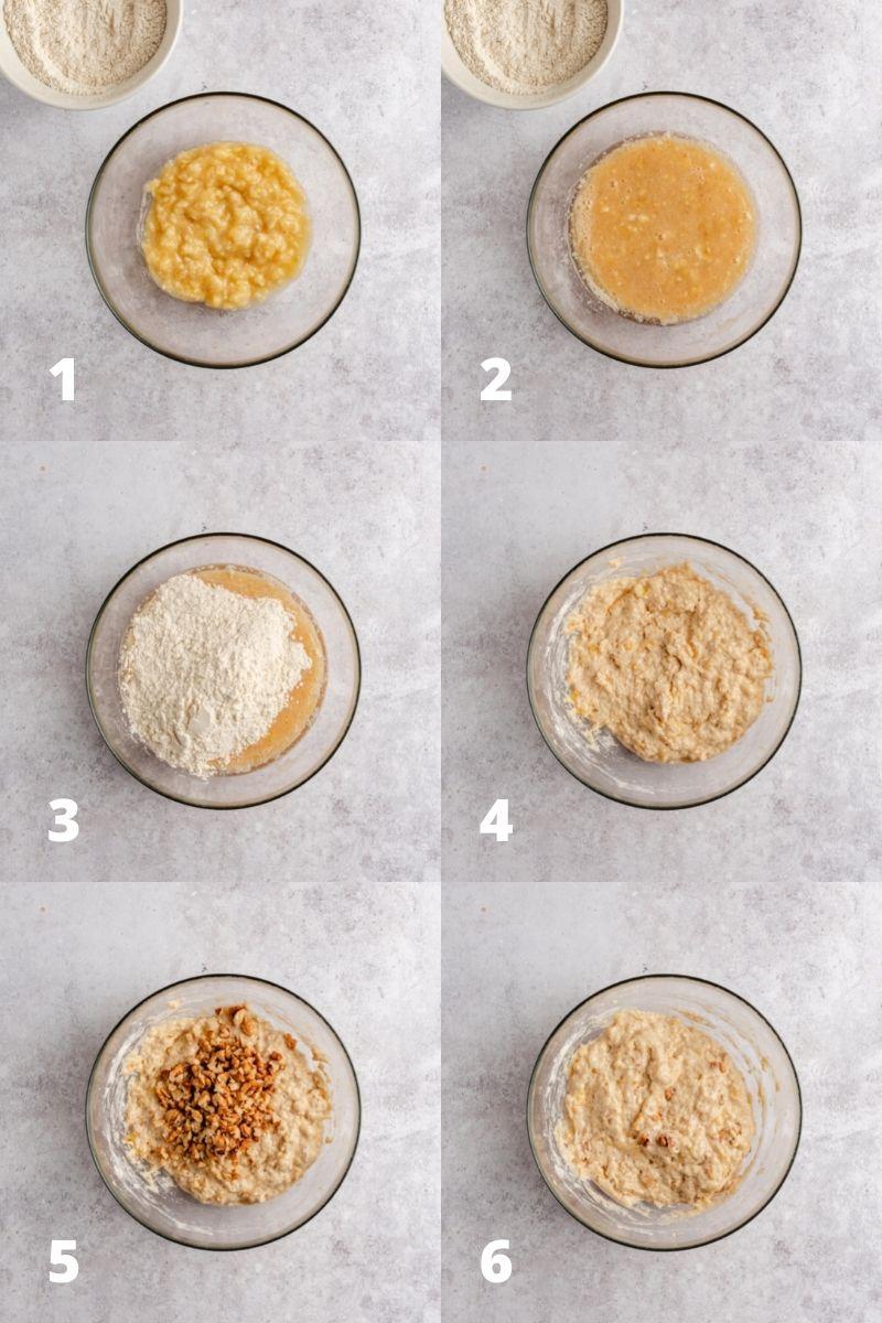 Postup přípravy těsta na vafle