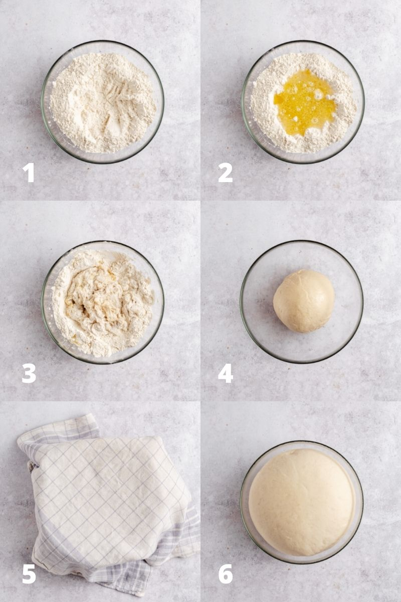 How to make the dough